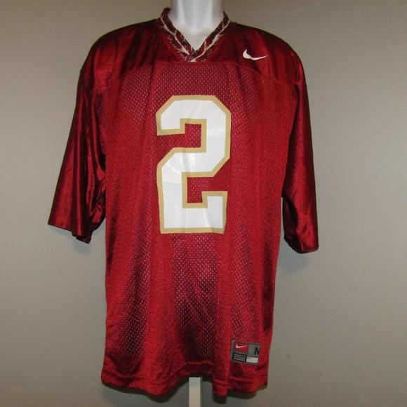 new products 8316f 047c5 Nike FSU Deion Sanders NCAA Jersey Sz Medium